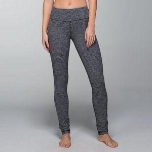 Lululemon Skinny Groove Pants Coco Pique Legging 4